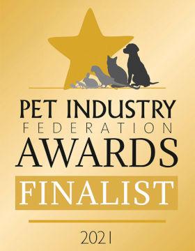 Pet Industry Awards - Finalist 2021